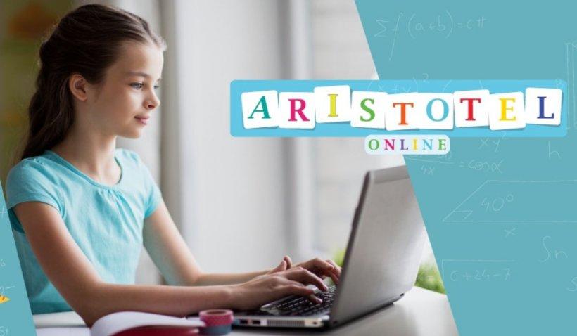 """Școlile se bat pentru marele premiula concursul de cultură generală """"Aristotel Online"""""""