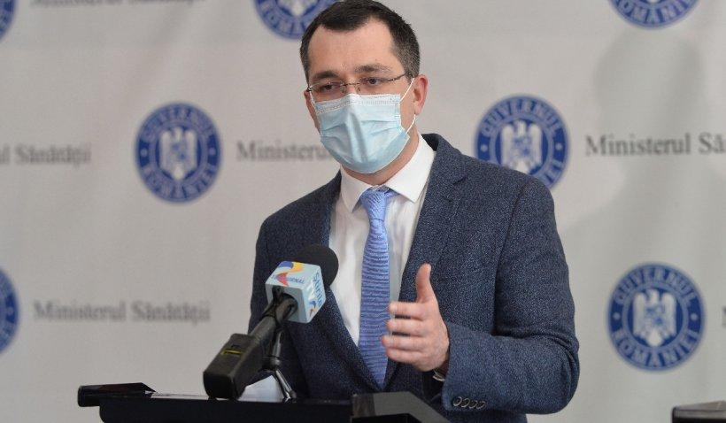 Vlad Voiculescu, despre cifrele măsluite: Nu e exclus ca diferența în raportarea morților COVID să fie de ordinul miilor