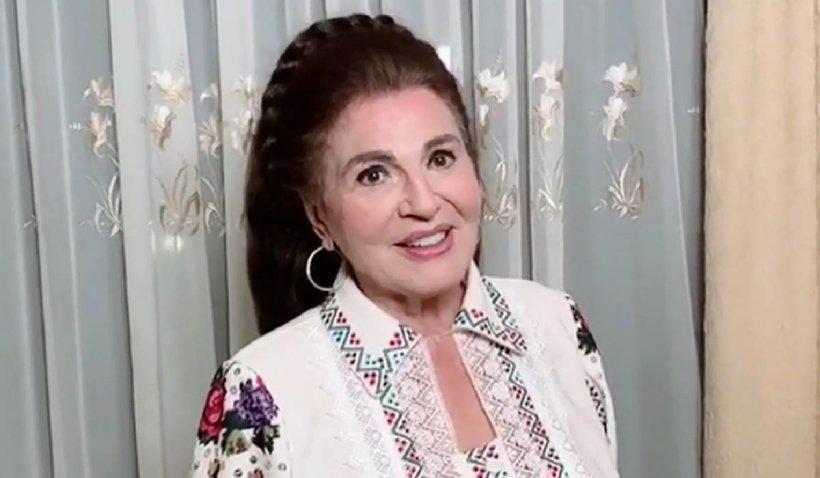 Elixirul tinereții Irinei Loghin la 82 de ani. Ce bea în fiecare dimineață