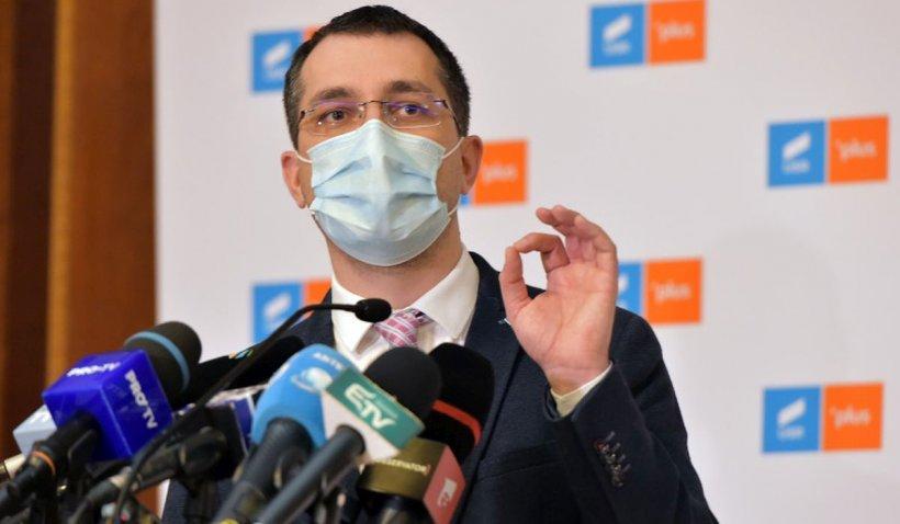 """Vlad Voiculescu, 3 infracţiuni anchetate de procurori. Anghelescu: """"Fostul ministru va fi chemat la audieri"""""""