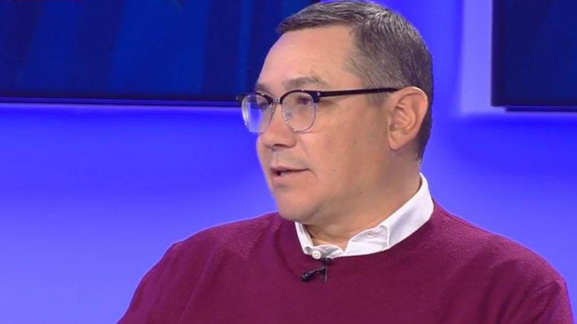 """Victor Ponta, atac dur la adresa lui Vlad Voiculescu: """"Nu are şcoală deloc. A creat haos şi a distrus un sistem!"""""""