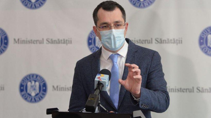 """Vlad Voiculescu: """"Am primit mai multe amenințări cu moartea. Sunt șocat de ce s-a întâmplat în ultimele zile"""""""