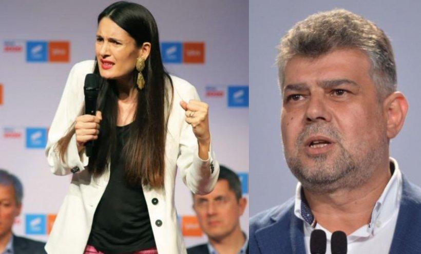 Ciolacu: Clotilde Armand a pierdut alegerile. Vom declanșa referendum pentru a face alegeri în Sectorul 1