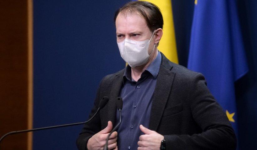 Florin Cîțu, despre înființarea comisiei de la Ministerul Sănătății: Arată ca un fals în acte