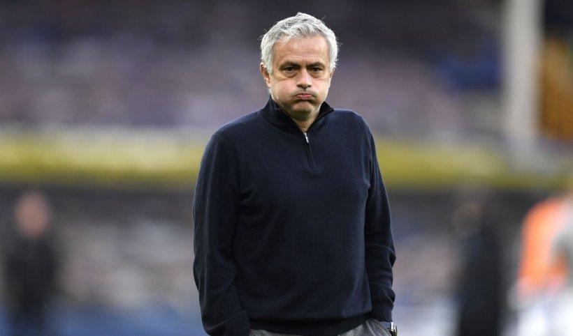 Jose Mourinho, concediat de la Tottenham Hotspur