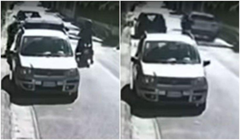 O mașină de peste 40.000 de euro, furată în doar 30 de secunde pe străzile din Napoli