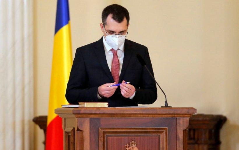 Vlad Voiculescu afirmă că ar putea fi nominalizat din nou pentru a conduce Ministerul Sănătății