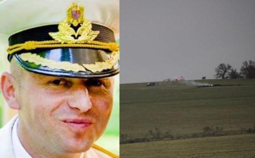 Cine este pilotul care a reușit să se catapulteze din avionul MIG 21 prăbușit în Mureș: A studiat în Grecia, apoi a revenit în România