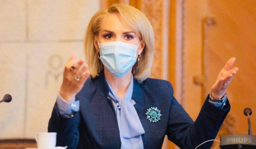 """Gabriela Firea, despre guvernanți: """"Mint, se amenință între ei, falsifică documente publice"""""""