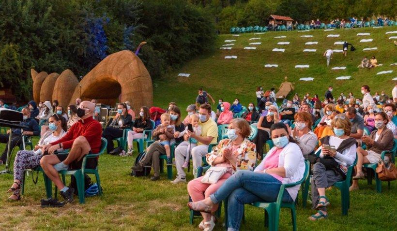 TIFF 2021 va avea loc la Cluj-Napoca, în perioada 23 iulie - 1 august, cu spectatori