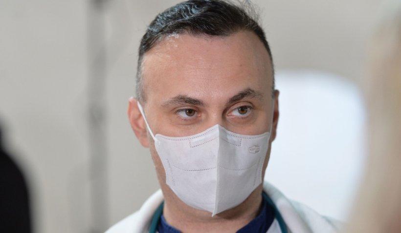 Dr. Adrian Marinescu, despre efectele adverse după vaccinul AstraZeneca: Nu există o variantă să pot preveni aceste cheaguri