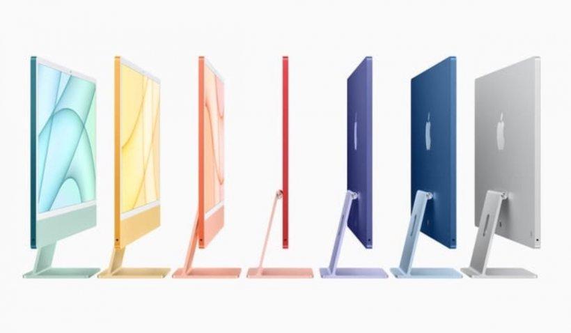 Apple a relansat iMac, cu design nou în șapte culori, pentru prima dată în ultimul deceniu