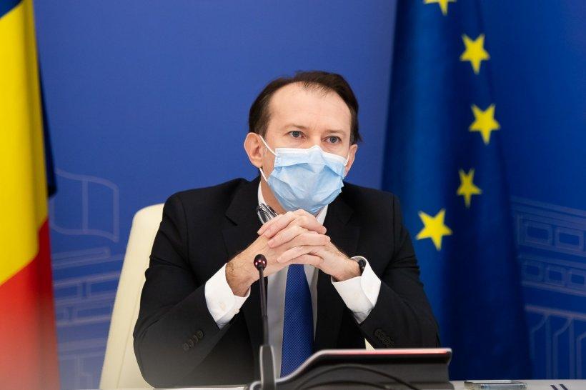 Florin Cîțu: Eliminăm toate vocile care se opun vaccinării! Tot mai puțin români vor să se imunizeze în România