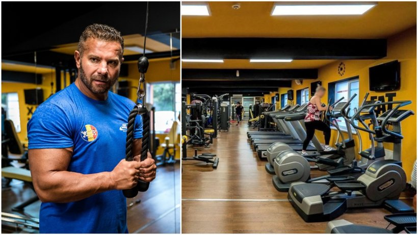 """Gabriel Toncean, președintele Federației Române de Culturism: """"Sălile de fitness se vor redeschide în cel mai scurt timp"""""""