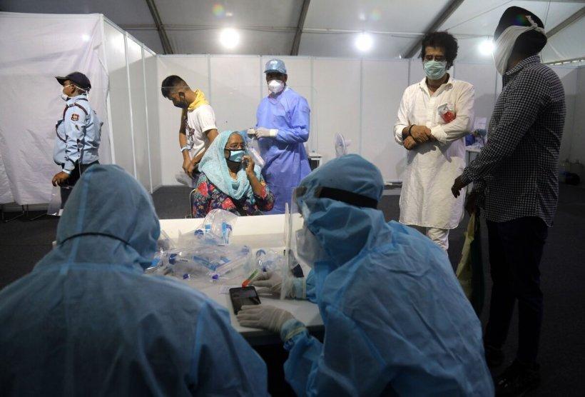 22 de pacienți, morți într-un spital din India, din cauza unei defecțiuni a tancului de oxigen