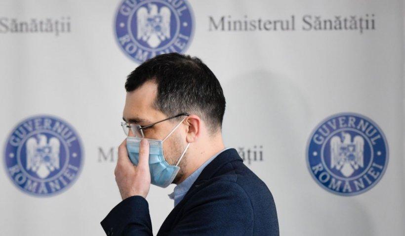 Ipocrizia lui Vlad Voiculescu. De zece zile, medicii de la Institutul Oncologic cer cu disperare citostatice