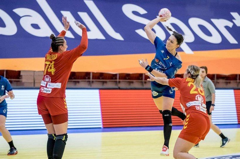 Naţionala României s-a calificat la Campionatul Mondial de handbal feminin