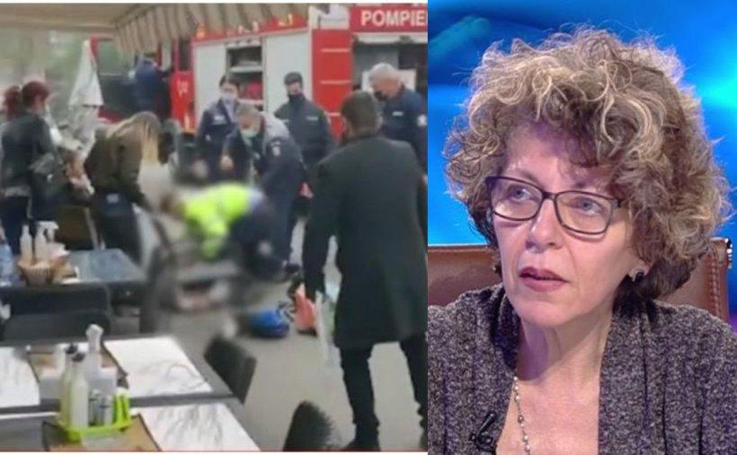Adina Anghelescu: Dovada lipsei de pregătire a polițistului arestat după tragedia de la Pitești