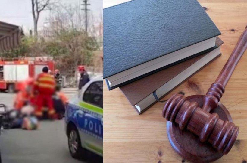 Jandarmul implicat în intervenția brutală de la Pitești a primit mandat de arestare