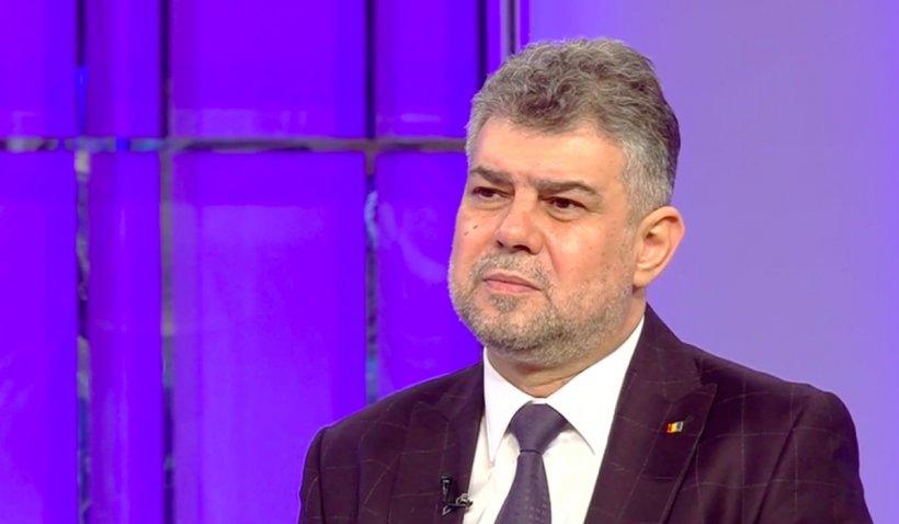 Marcel Ciolacu: Propun ca PSD să facă grevă parlamentară