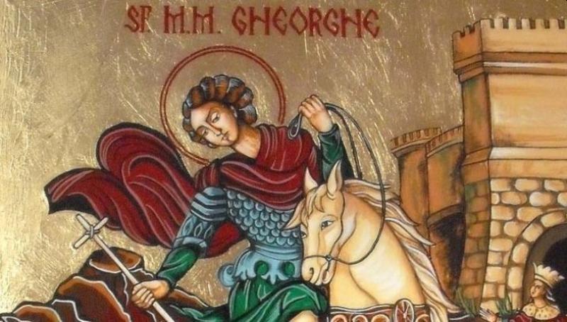 Sfântul Gheorghe, tradiții și obiceiuri păstrate şi acum. Ce trebuie să faci ca să ai spor și biruință tot anul
