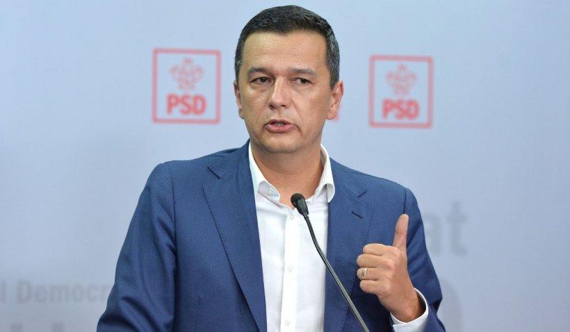 Sorin Grindeanu: Aproape 18.000 de pile au fost aduse în administrația statului de când PNL a preluat puterea