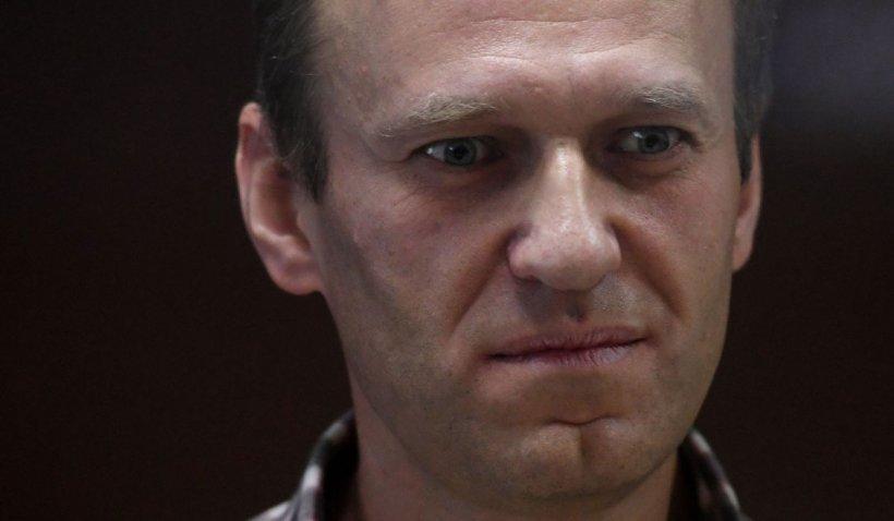 Aleksei Navalnîi anunţă că iese din greva foamei