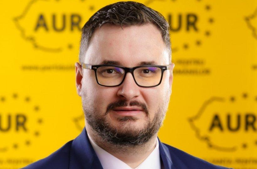 """Alianță AUR-USR în Parlament. Dan Tanasă: """"Este în beneficiul românilor"""""""
