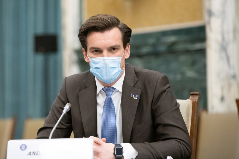 """Andrei Baciu: """"În 40 de zile putem avea 2 milioane de români vaccinați"""""""
