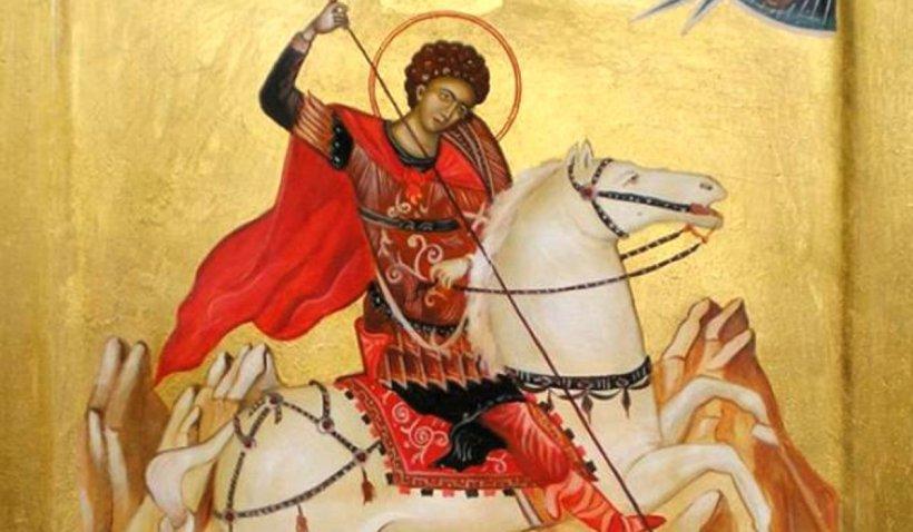 Calendar ortodox 23 aprilie 2021. Sărbătoare cu cruce ...