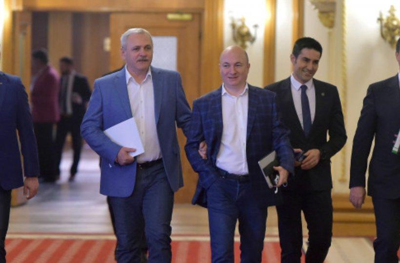 Codrin Ștefănescu, mesaj pentru Dragnea: Te așteptăm acasă, camarade