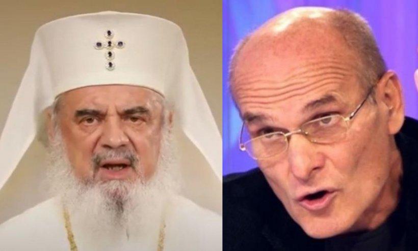 Cristian Tudor Popescu explică ce s-ar întâmpla în România dacă Patriarhul Daniel ar anunța că s-a vaccinat