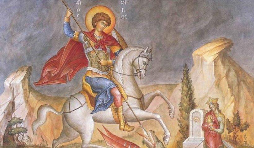 Mesaje şi urări de Sfântul Gheorghe. Cele mai emoționante mesaje și urări pentru cei dragi