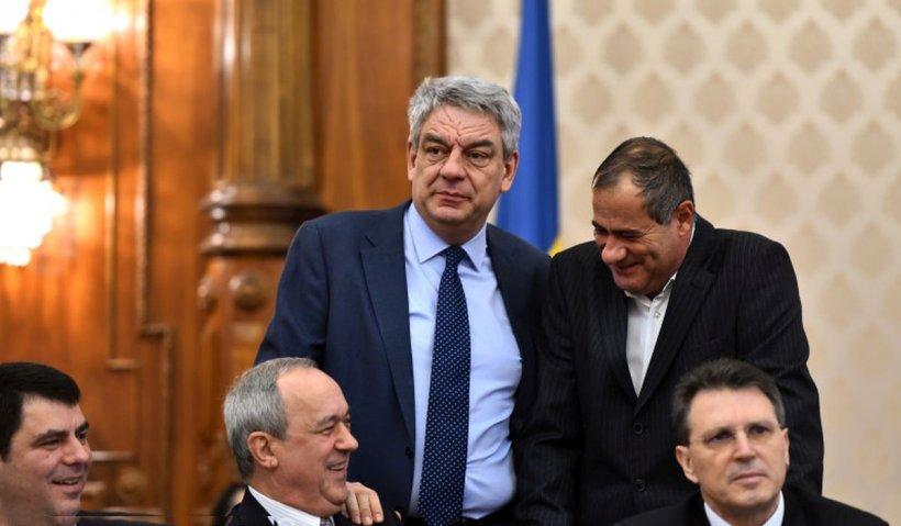 """Mihai Tudose, atac dur: """"Ghinea, Briliantule, ia exemplul diamantului Vlad Voiculescu şi du-te!"""""""