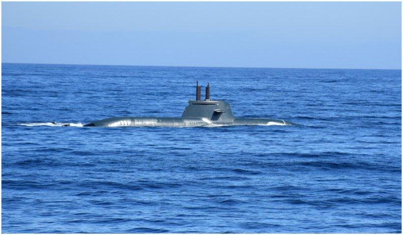 Marina indoneziană a detectat un obiect neidentificat în timpul căutărilor pentru submarinul dispărut