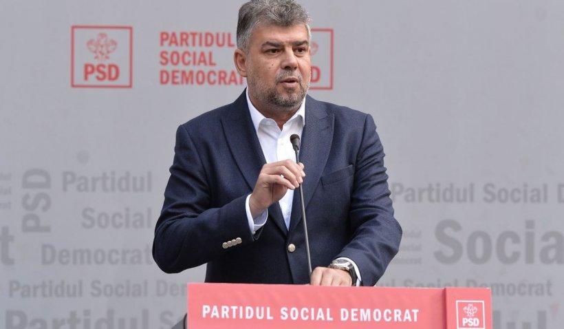Marcel Ciolacu: Candidatul PSD pentru preşedinţie va fi desemnat prin alegeri în partid