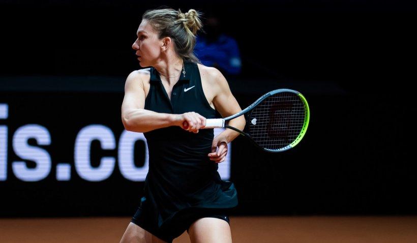 Simona Halep a ratat calificarea în finala turneului de la Stuttgart. Meciul a durat 66 de minute