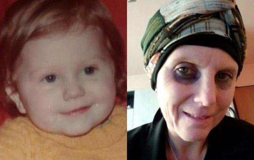 Povestea dramatică a Danielei, o asistentă bolnavă de cancer. Și-a rugat mama cu ochii în lacrimi să-i doneze sânge pentru a-i salva viața, dar femeia a refuzat