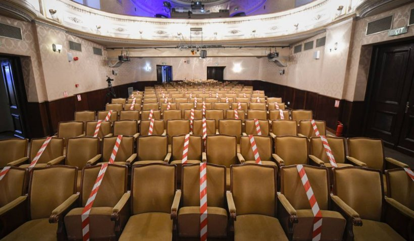 Spectacole cu public, în programe pilot, la Teatrul Național și la Opera din București. Opţiuni pentru persoanele vaccinate