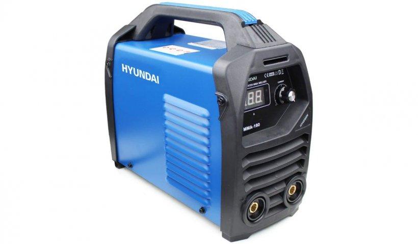 De ce să alegi un aparat de sudura HYUNDAI MIG 200 !