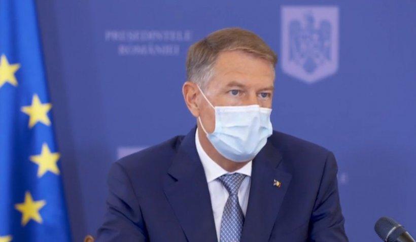 """Klaus Iohannis, despre posibilitatea ca vaccinaţii să meargă la restaurante şi concerte: """"Va trebui să examinăm foarte atent acest lucru"""""""