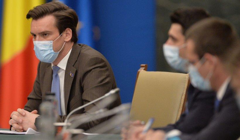 Secretarul de stat, Andrei Baciu: 79 de companii au început imunizarea angajaților, 16 sunt din HoReCa