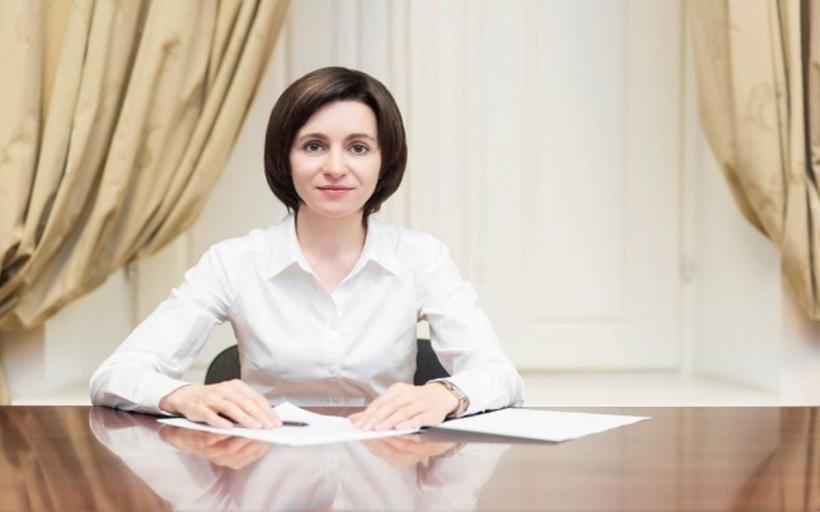 Maia Sandu a dizolvat Parlamentul Moldovei. Urmează alegeri anticipate pe 11 iulie