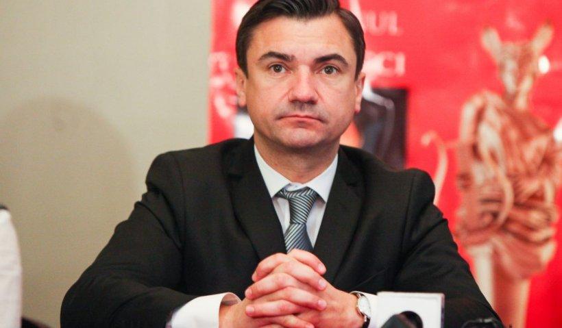 """Mihai Chirica s-a suspendat din funcția de președinte al PNL Iași: """"Am devenit ținta unor atacuri politice și de altă natură care nu se mai opresc"""""""