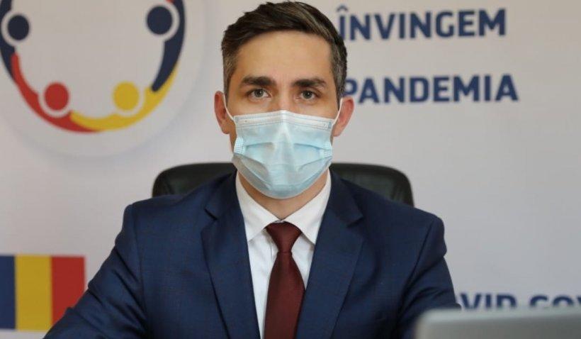 """Valeriu Gheorghiță, despre consumul de alcool înainte sau după vaccinare: """"Se pot întâmpla o serie de evenimente"""""""