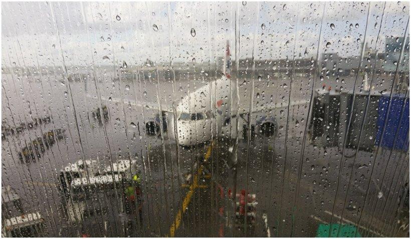 Peste 700 de angajaţi ai Aeroportului Otopeni intră în şomaj tehnic