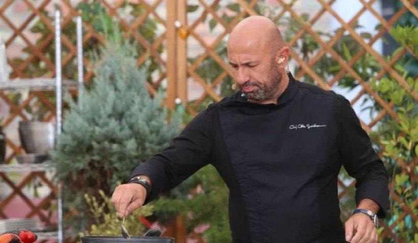 Chef Cătălin Scărlătescu a dezvăluit secretul reţetelor sale de miel
