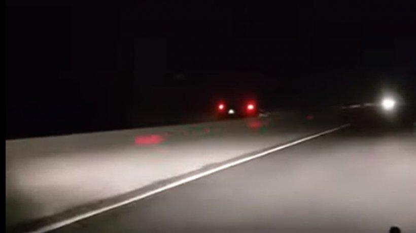 Șoferița care a condus 40km pe contrasens cu 130 km/h nu va fi sancționată. Explicația polițiștilor