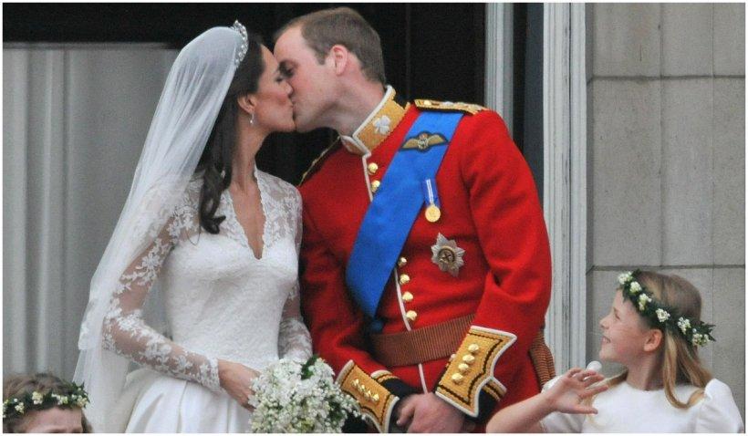 Kate Middleton și Prințul William au aniversat 10 ani de căsătorie