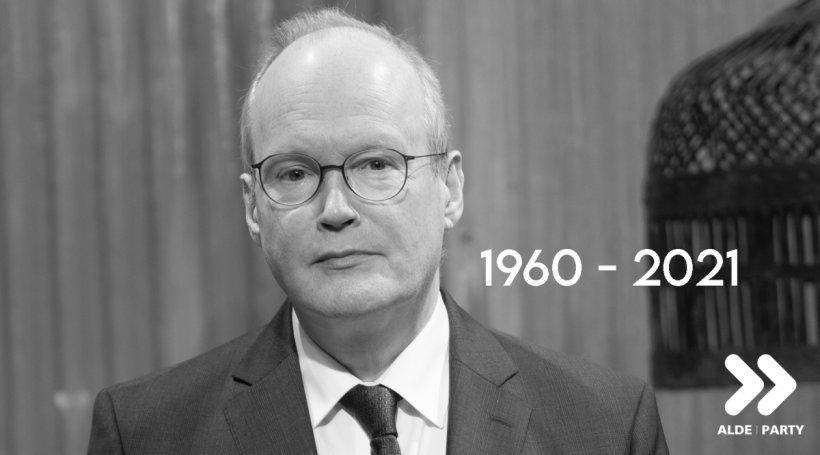 Doliu în Parlamentul European. Președintele ALDE a murit! Dacian Cioloș: Sunt șocat!